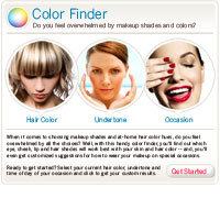 TotalBeauty.com's Color Finder
